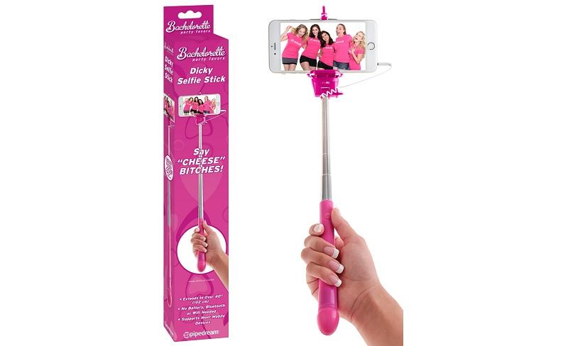 dicky selfie stick