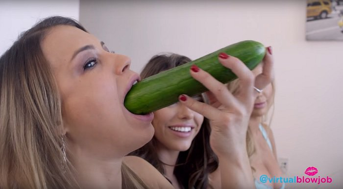 virtual blow job videos