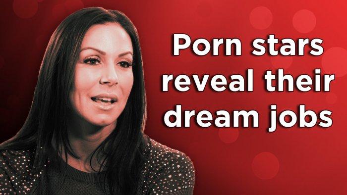 porn stars reveal their dream jobs