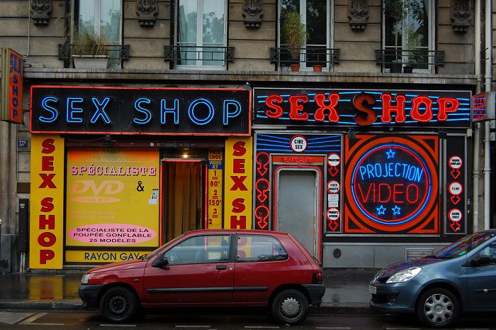 Sex shop china city