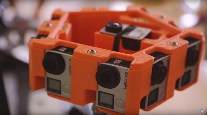 360 degree camera porn