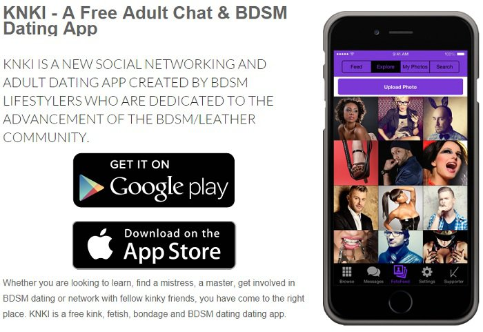 free bdsm dating adult chat