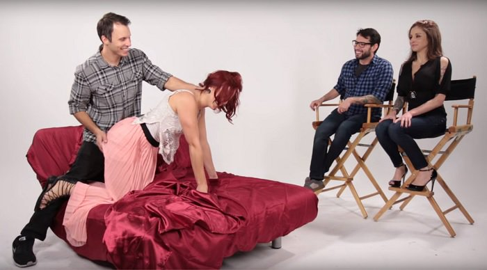 porn stars teach sex moves and postitions