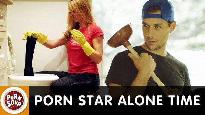 pornsoup episode nine, what porn couple does when alone